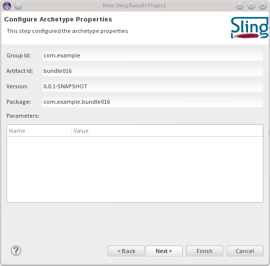 Apache Sling :: Sling IDE tooling for Eclipse User Guide